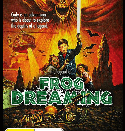 """Jim Hemphill Recommends """"Frog Dreaming/The Quest"""" and """"Adventures in the B Movie Trade"""""""