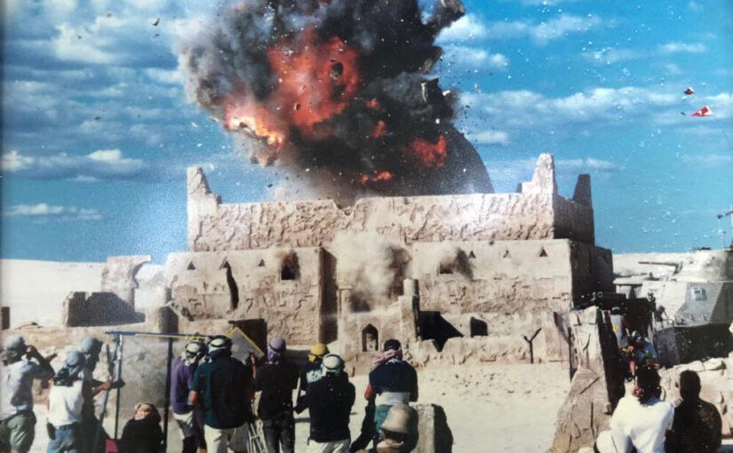 """Remake Recon"" on Sahara (1945) and (1995)"