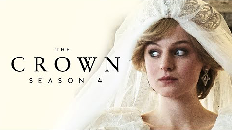 The Crown Season 4 poster