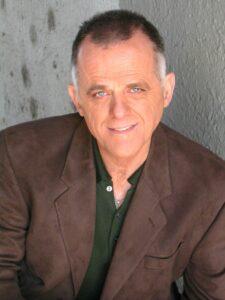 Actor, screenwriter and author Dennis Pratt