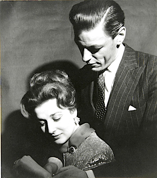 Princess Alexandra and husband Angus Ogilvy